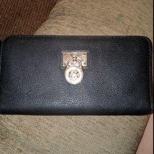 Michael Kor's wallet